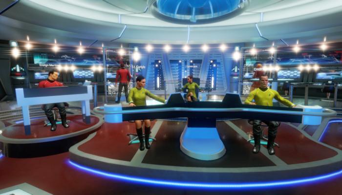 к игре Star Trek: Bridge Crew