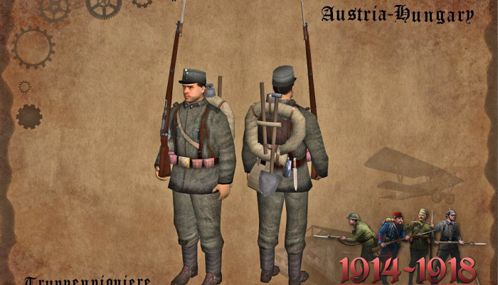 к игре Battle of Empires: 1914-1918