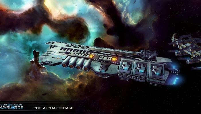 к игре Starpoint Gemini: Warlords
