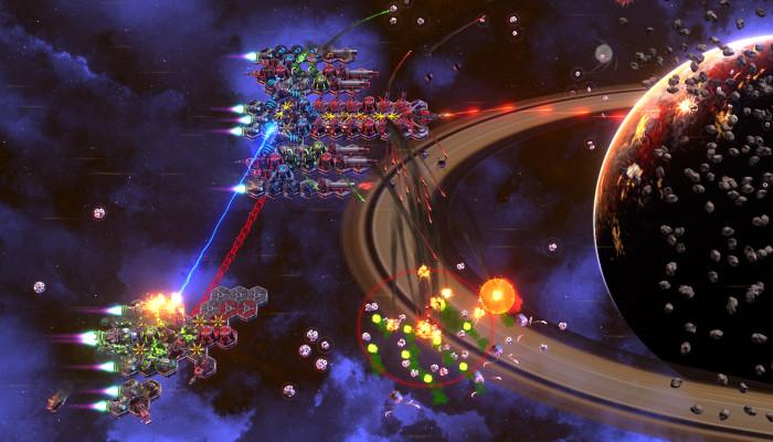 к игре Space Run Galaxy