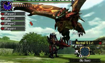 к игре Monster Hunter Generations