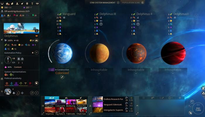 к игре Endless Space 2