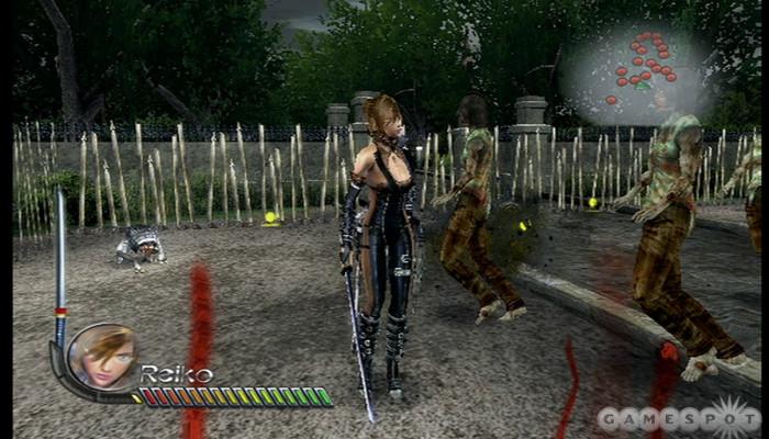к игре OneChanbara: Bikini Zombie Slayers
