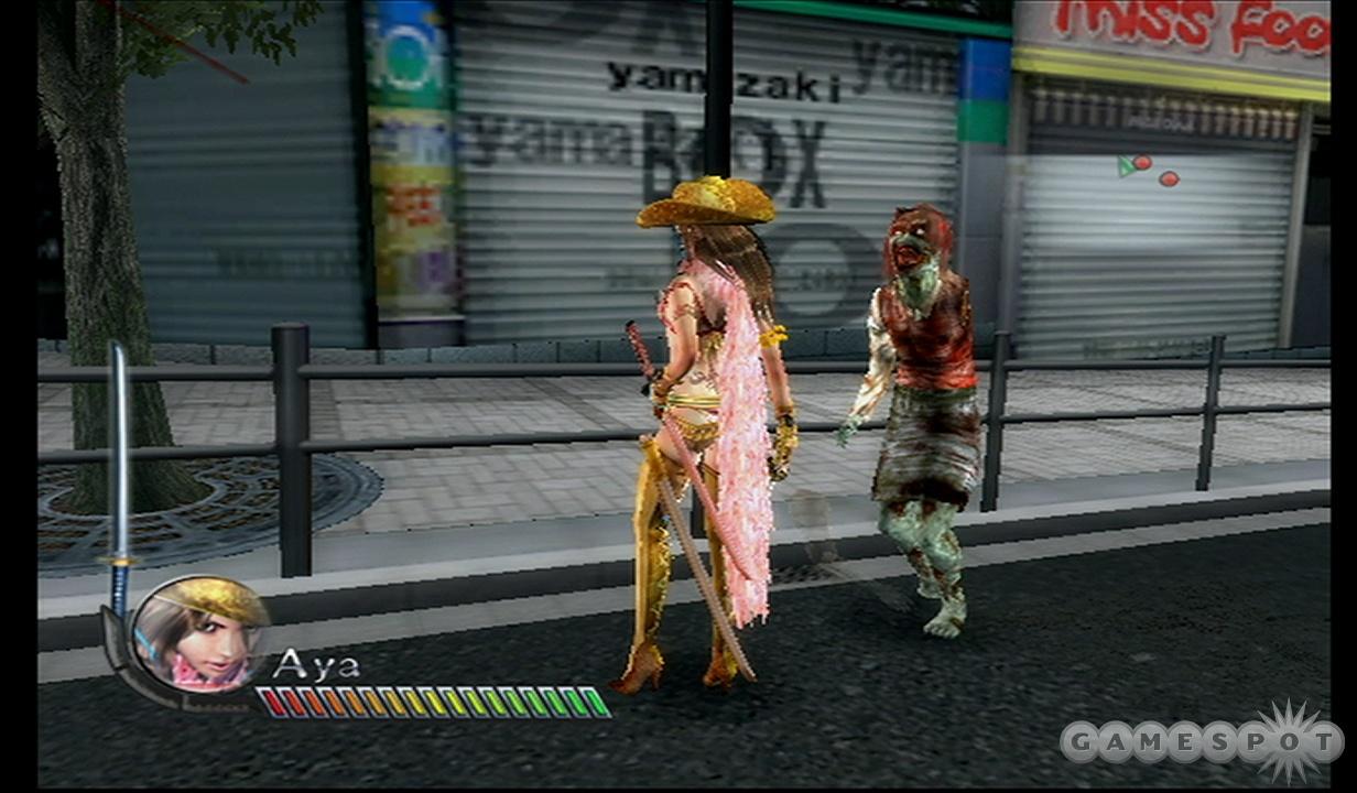 Bikini zombie slayers costume images 336