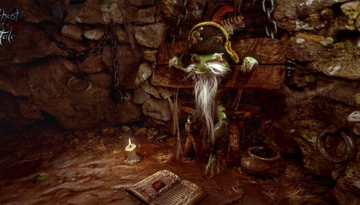 к игре Ghost of a Tale