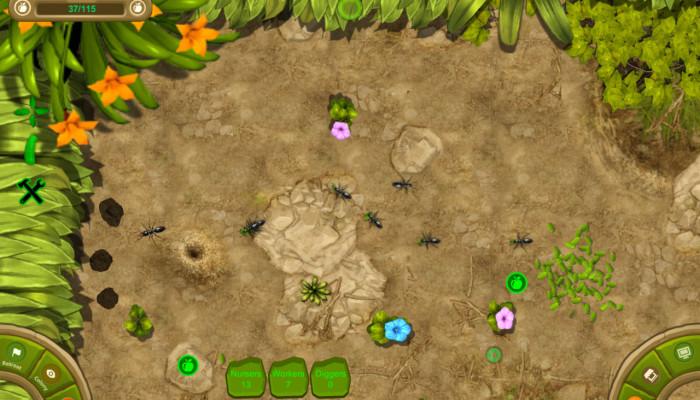 к игре Ant Queen