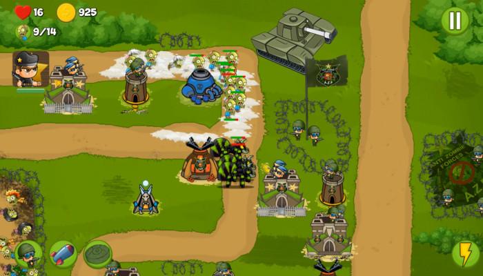 к игре Zombie Wars: Invasion
