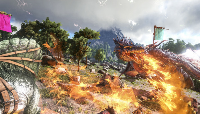 к игре ARK: Survival of the Fittest