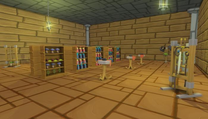 к игре Shoppe Keep