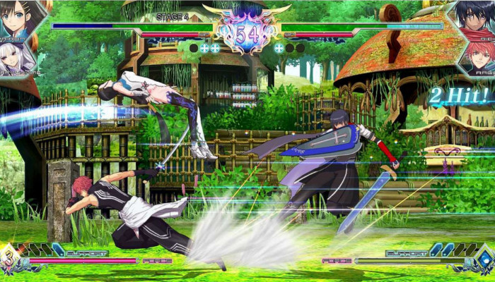 к игре Blade Arcus from Shining: Battle Arena