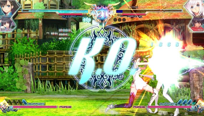 к игре Blade Arcus from Shining: Battle Arena
