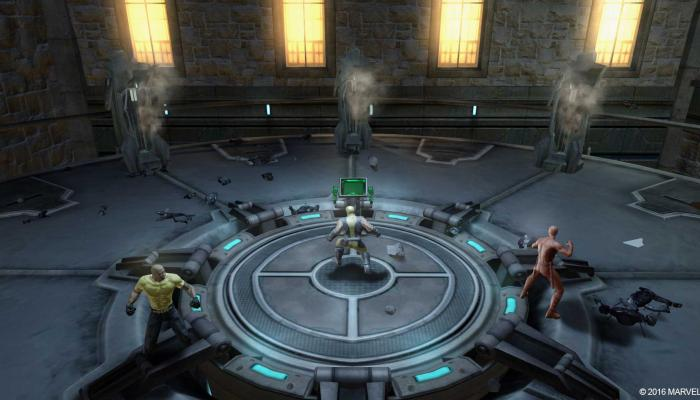 к игре Marvel: Ultimate Alliance 2 (2016)