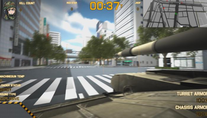 к игре TOKYO WARFARE