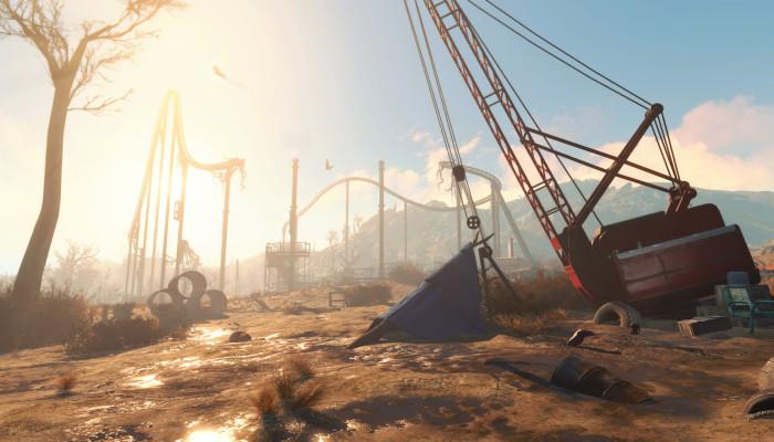 к игре Fallout 4: Nuka-World