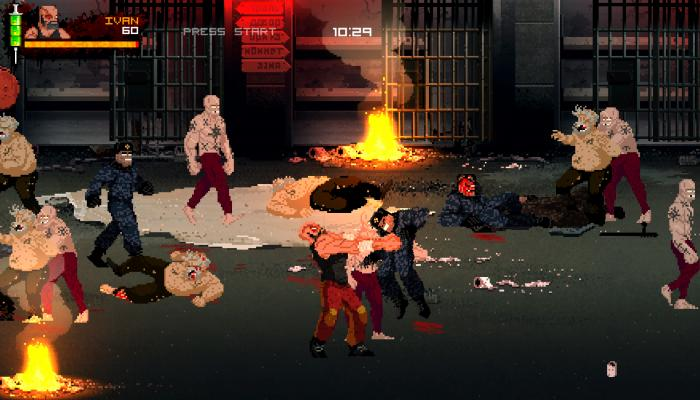 к игре Mother Russia Bleeds