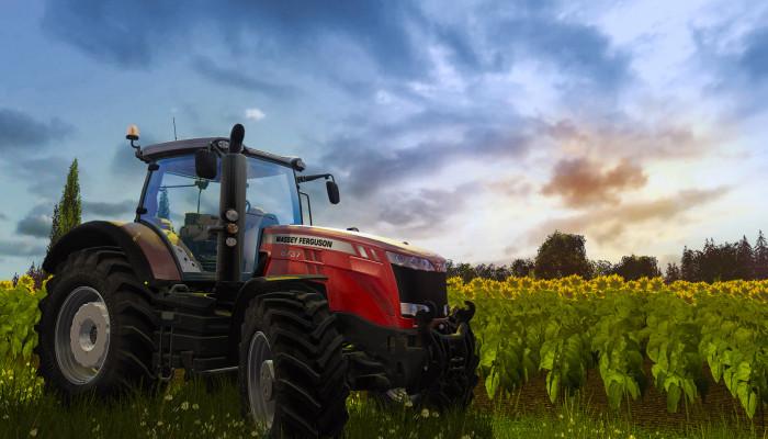 к игре Farming Simulator 17