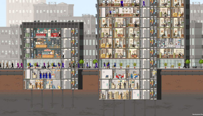 к игре Project Highrise