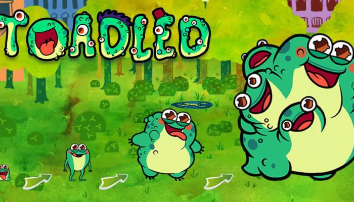 к игре Toadled