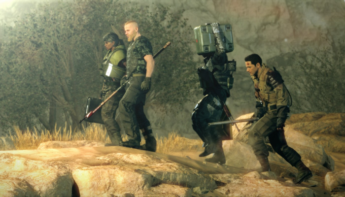 к игре Metal Gear Survive