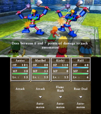 к игре Dragon Quest VII: Fragments of the Forgotten Past