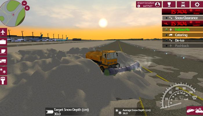 к игре Airport Simulator 2015