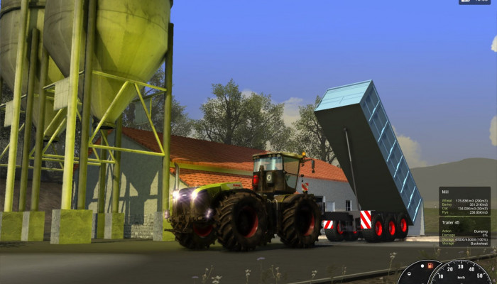 к игре Agricultural Simulator 2011