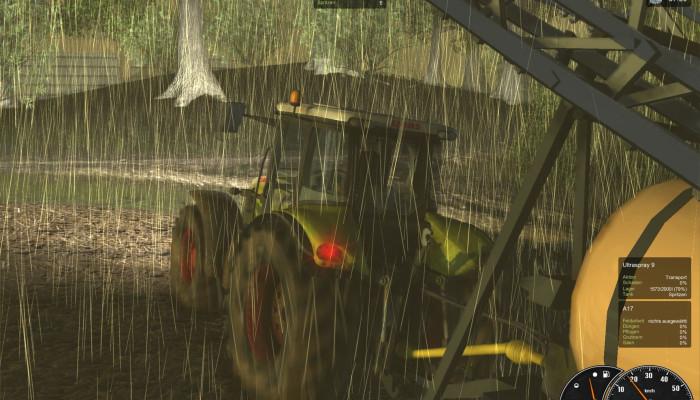 к игре Agricultural Simulator 2011