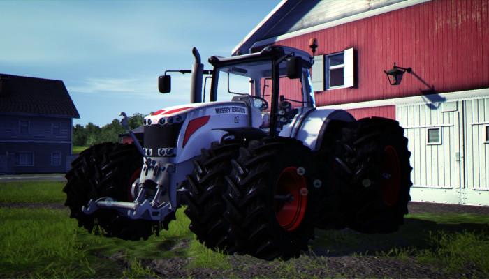 к игре Agricultural Simulator 2013