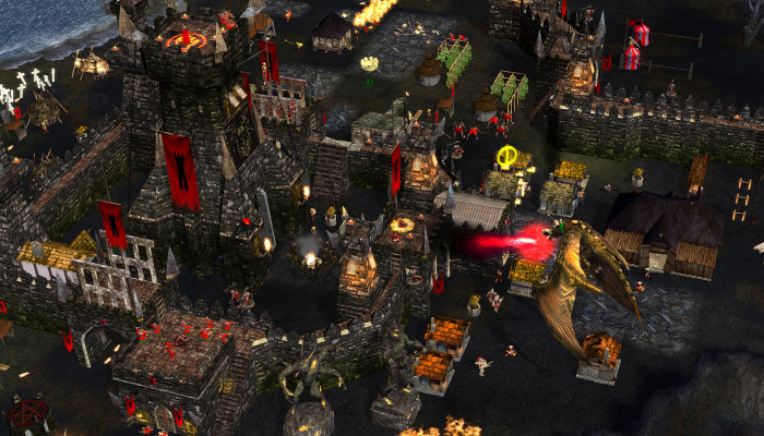 к игре Stronghold Legends: Steam Edition