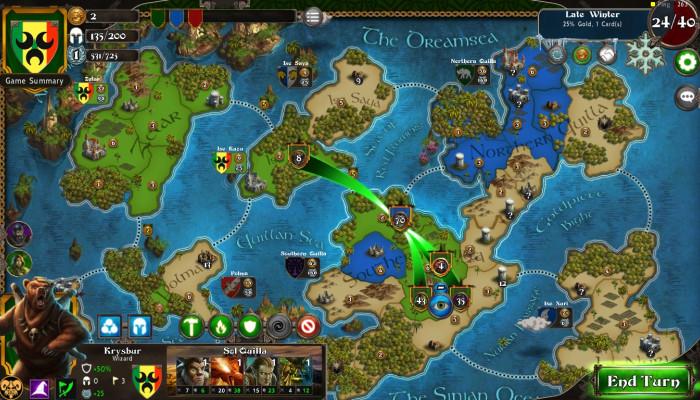 к игре Legends of Callasia