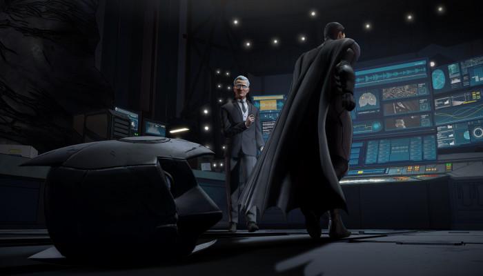 к игре Batman: The Telltale Series - Episode 2: Children of Arkham