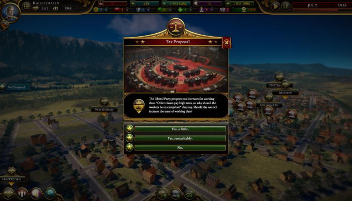 к игре Urban Empire