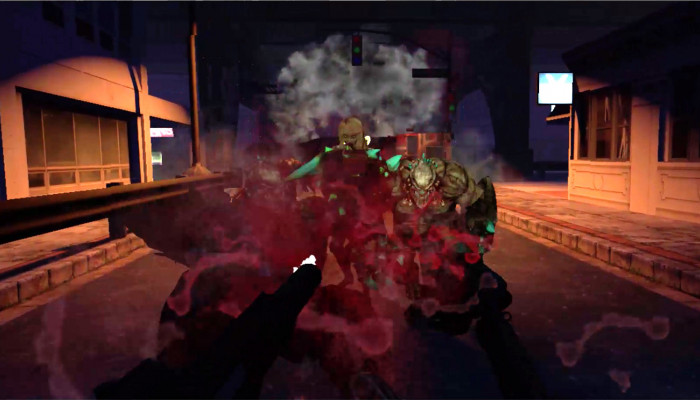 к игре Armed Against the Undead