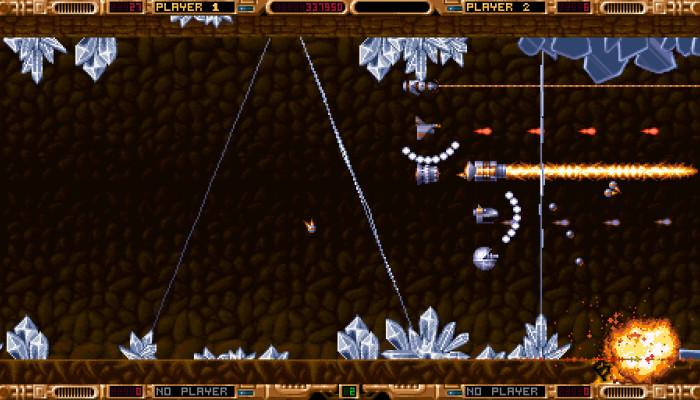 к игре 1993 Space Machine