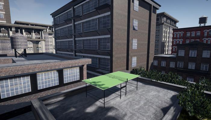 к игре Table Tennis VR
