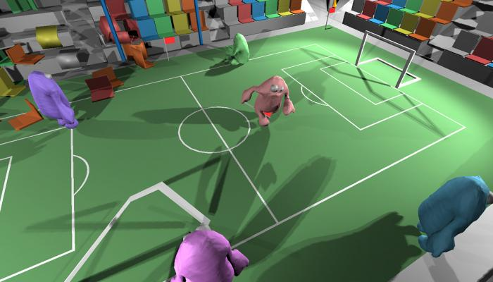 к игре Aiball