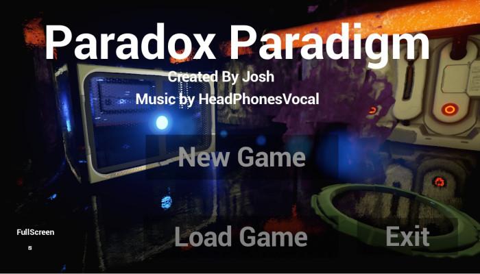 к игре Paradox Paradigm