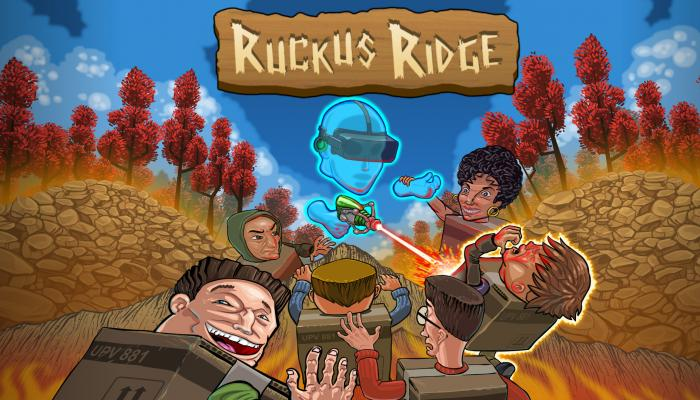 к игре Ruckus Ridge VR Party