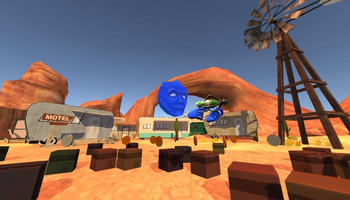к игре Ruckus Ridge VR Party