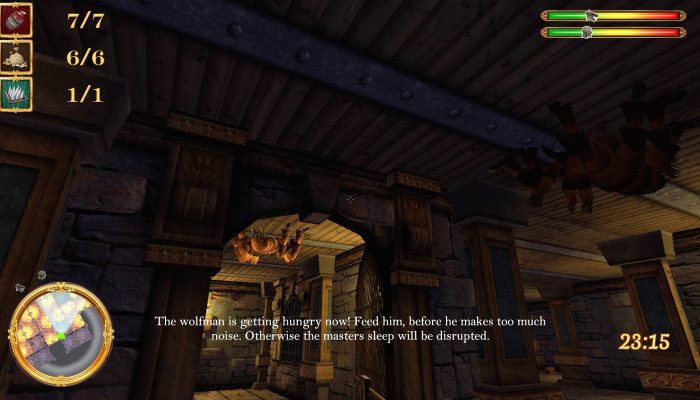 к игре Caretaker, The - Dungeon Nightshift
