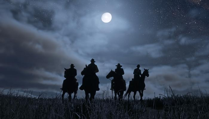 к игре Red Dead Redemption 2