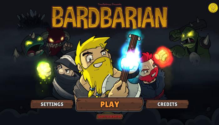 к игре Bardbarian