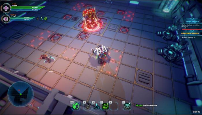 к игре Dungeons & Robots