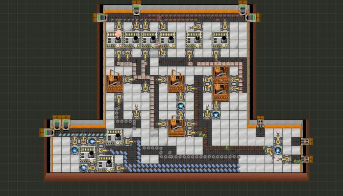 к игре Factory Engineer