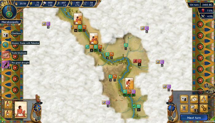 к игре Pre-Civilization Egypt