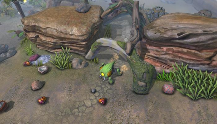 к игре Terrarium Land