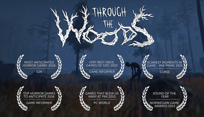 к игре Through the Woods