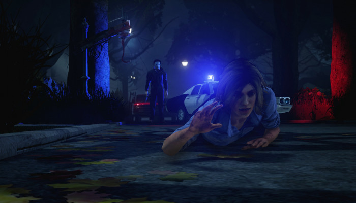 к игре Dead by Daylight - The HALLOWEEN Chapter