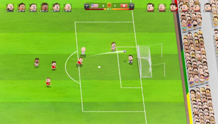 к игре Kopanito All-Stars Soccer