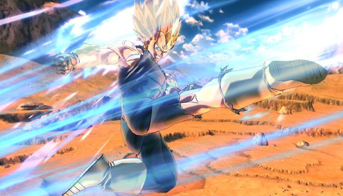 к игре Dragon Ball: Xenoverse 2